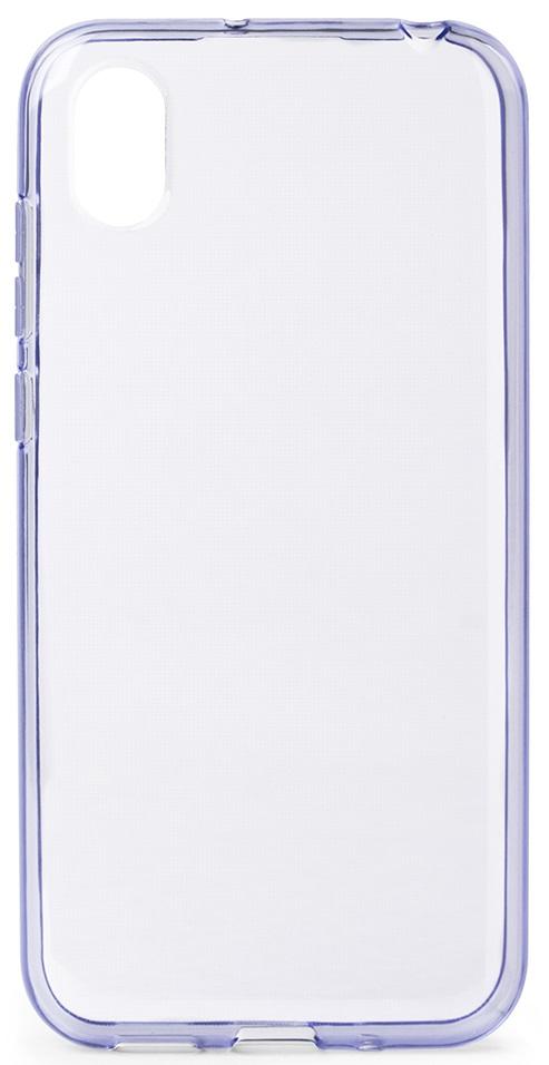 Клип-кейс Gresso Honor 8S прозрачный Purple фото