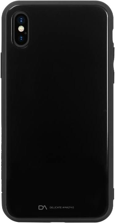 Клип-кейс Amazing Apple iPhone X Glass Black назначение iphone x iphone 8 iphone 7 iphone 6 кейс для iphone 5 чехлы панели с узором задняя крышка кейс для цветы мягкий термопластик