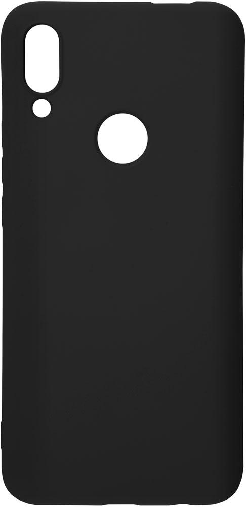 Клип-кейс RedLine Huawei P Smart Z силикон liquid Black redline для мтс smart start 3 матовая