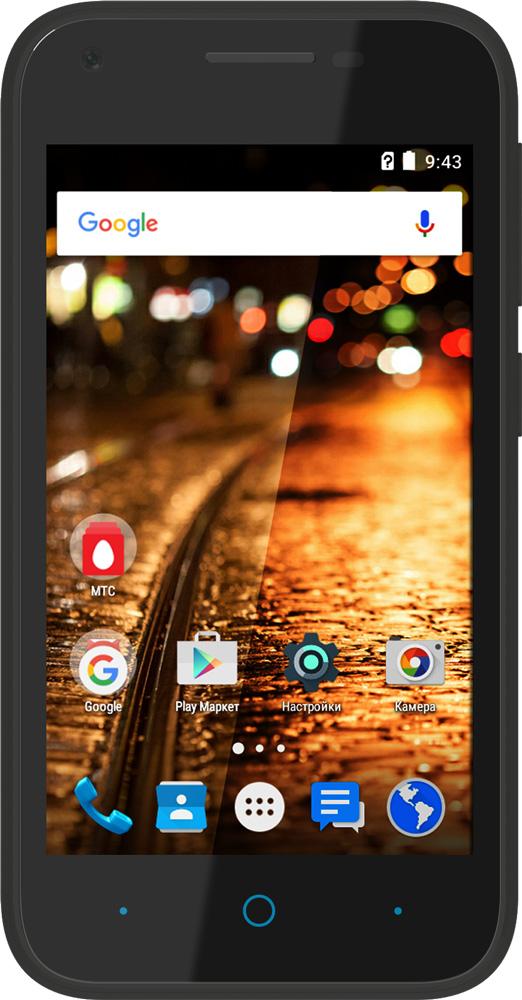 купить Смартфон МТС Smart Start 3 sim free Black дешево