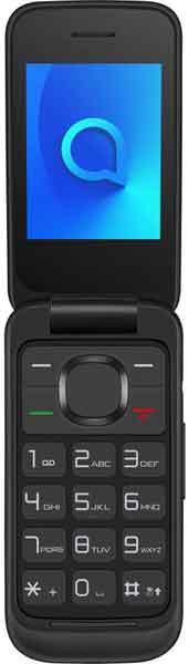 Мобильный телефон Alcatel OneTouch 2053D Dual sim Black фото
