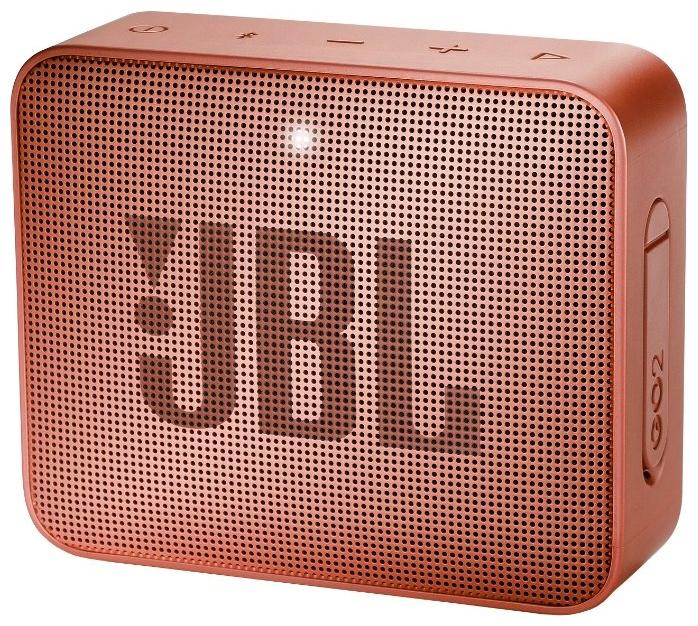 Портативная акустическая система JBL GO 2 Brown фото