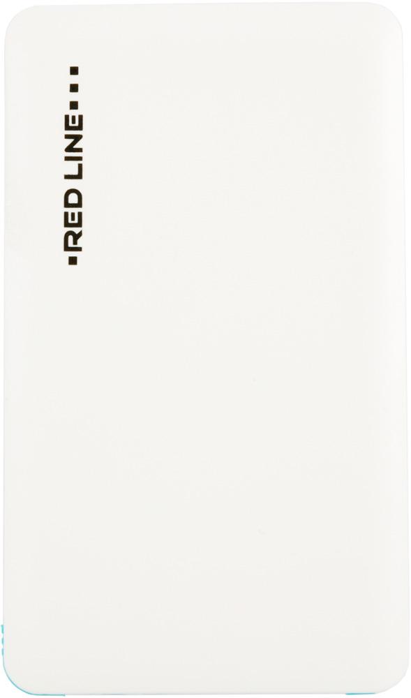 Внешний аккумулятор RedLine C4 4000mAh White внешние аккумуляторы для мобильных телефонов