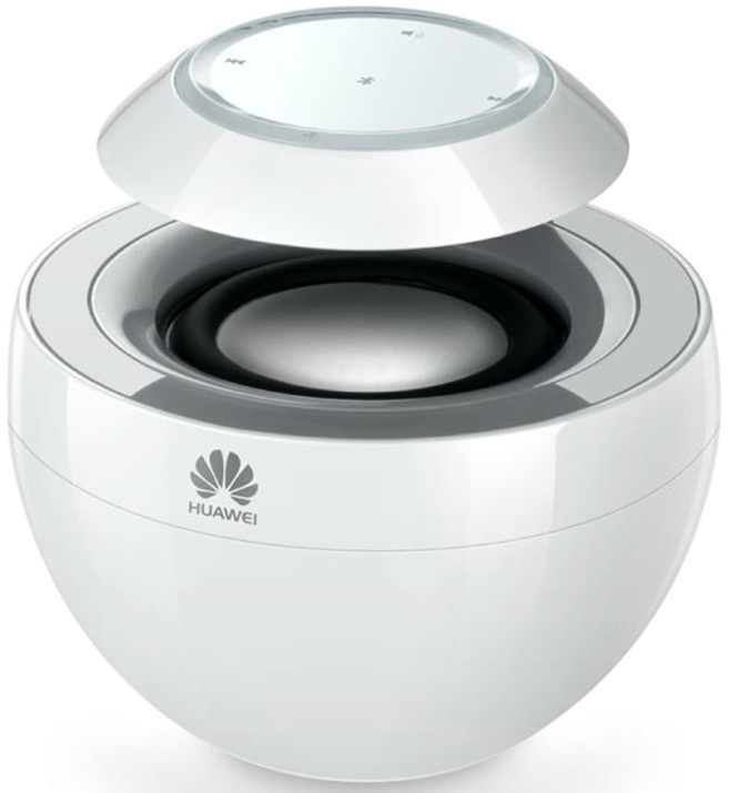 Портативная акустическая система Huawei AM08 white huawei huawei little swan беспроводной bluetooth динамик громкой связи 4 0 портативный наружный стерео мини am08 mint