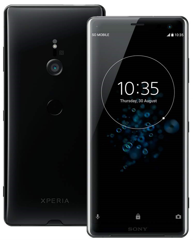 Смартфон Sony Xperia XZ3 H9493 6/64GB black