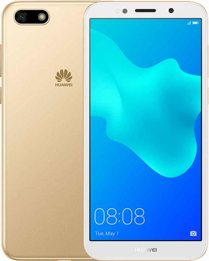 Смартфон Huawei, Y5 Prime 2018 16Gb Gold, смартфон, 0101-6309  - купить со скидкой