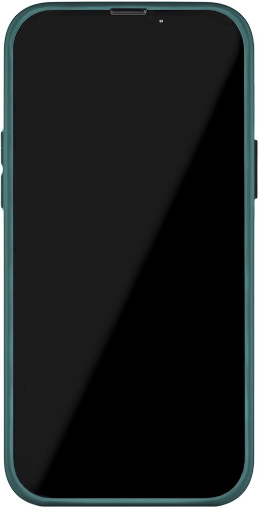 Клип-кейс uBear iPhone 13 pro max Touch Shade Case Green фото 3
