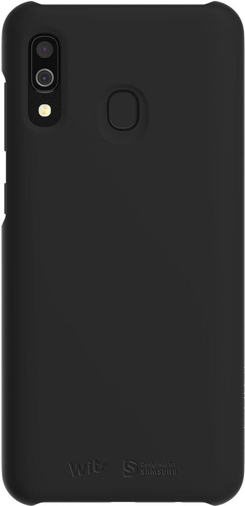 Клип-кейс WITS Samsung Galaxy A30 GP-FPA305W Black