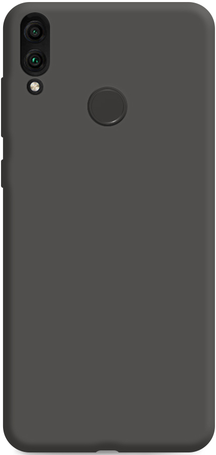 Клип-кейс Gresso Honor 8C Grey клип кейс gresso air для honor 8x прозрачный