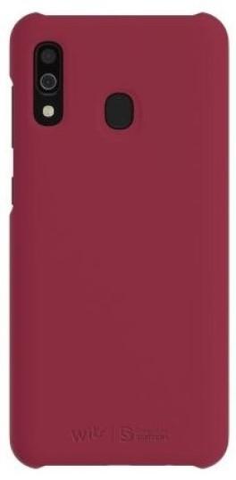 Клип-кейс WITS Samsung Galaxy A30 GP-FPA305W Wine