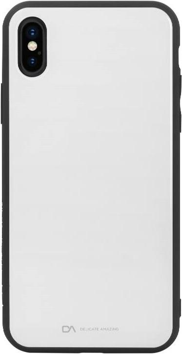 Клип-кейс Amazing Apple iPhone X Glass White назначение iphone x iphone 8 iphone 7 iphone 6 кейс для iphone 5 чехлы панели с узором задняя крышка кейс для цветы мягкий термопластик