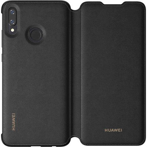 Чехол-книжка Huawei для P Smart 2019 Black (51992830) аксессуар чехол для huawei p smart neypo brilliant silicone black crystals nbrl4679