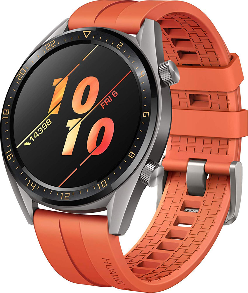 Часы Huawei Watch GT FTN-B19 Orange умные часы huawei watch gt active оранжевый