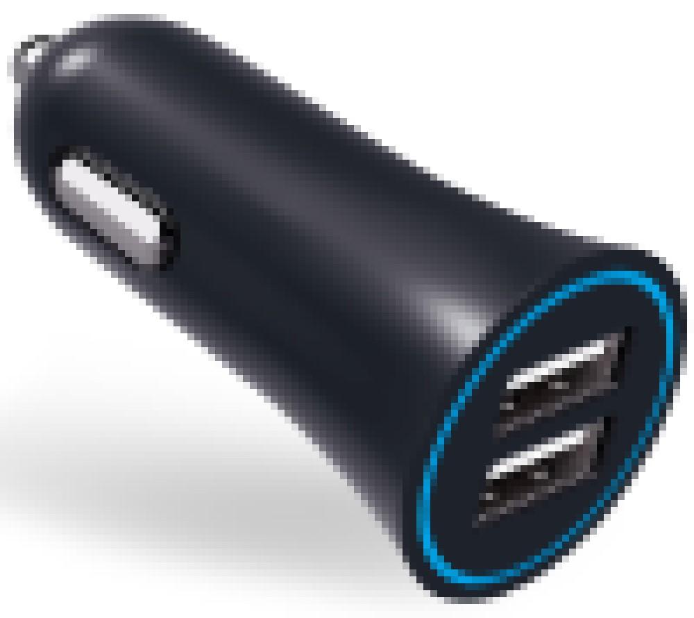 цена на АЗУ MediaGadget CPS-224U USB 2 порта 1A+2A универсальное Black