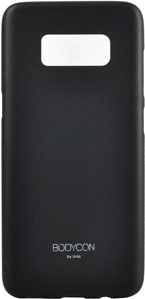 Клип-кейс Uniq Samsung Galaxy S8+ тонкий пластик Black клип кейс uniq samsung galaxy s10 plus black