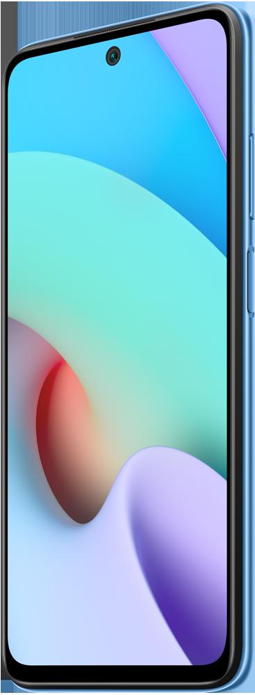 Смартфон Xiaomi Redmi 10 4/128Gb Blue фото 4