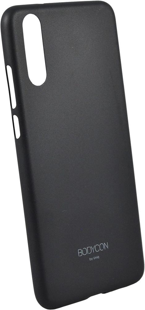 Клип-кейс Uniq Huawei P20 тонкий пластик Black клип кейс huawei для p20 black