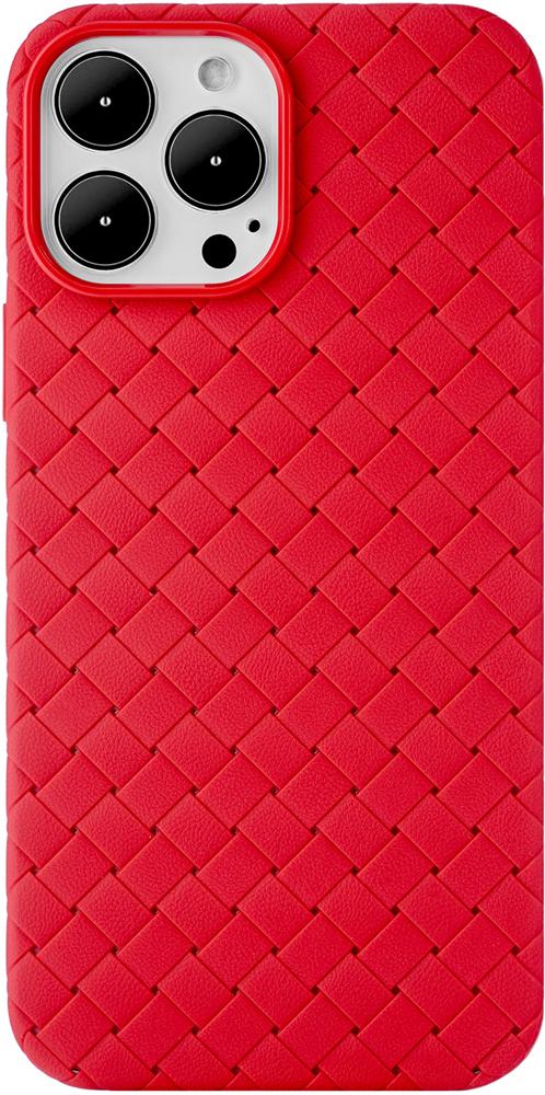 Клип-кейс uBear iPhone 13 pro max Twist Case Red