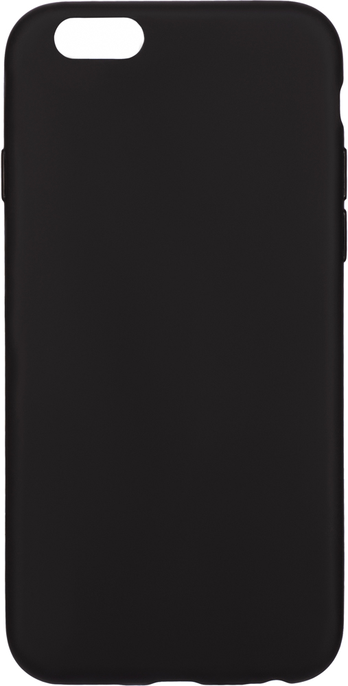 Клип-кейс Deppa Apple iPhone 6/6S TPU Black клип кейс black rock apple iphone 8 7 6 6s real carbon black