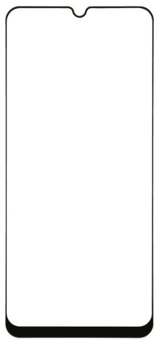 Стекло защитное RedLine Samsung Galaxy A40 3D Full Glue черная рамка фото