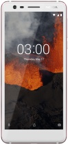 фото Смартфон Nokia 3.1 16 Gb White