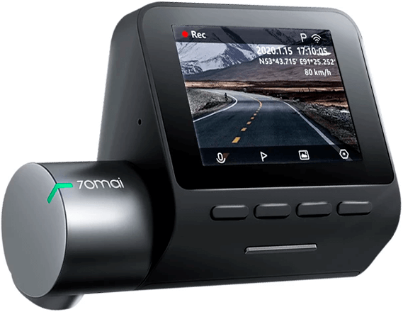 Видеорегистратор 70MAI A500 Dash Cam Pro Plus Black фото 5