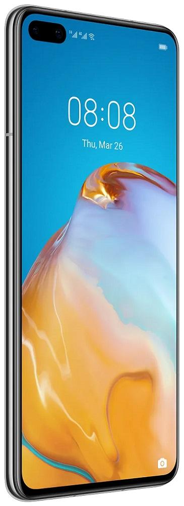 Смартфон Huawei P40 8/128Gb Silver Frost