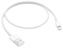 фото Адаптер Apple Lightning to USB Cable 0,5 m White