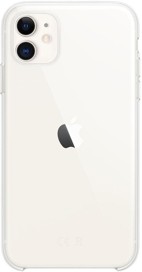 Клип-кейс Apple iPhone 11 MWVG2ZM/A прозрачный фото