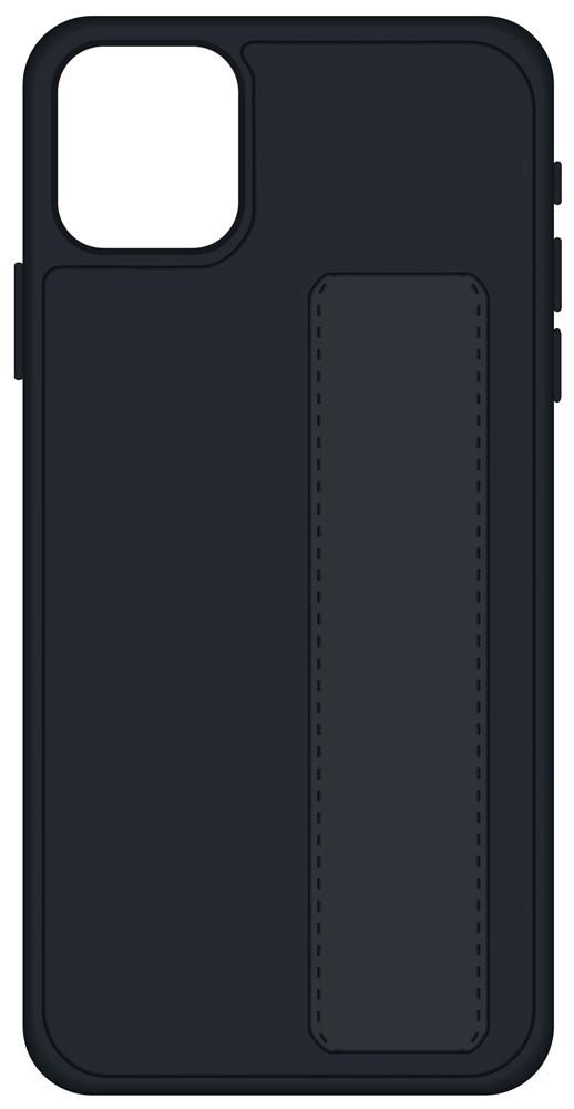 Клип-кейс LuxCase iPhone 11 с подставкой Black фото