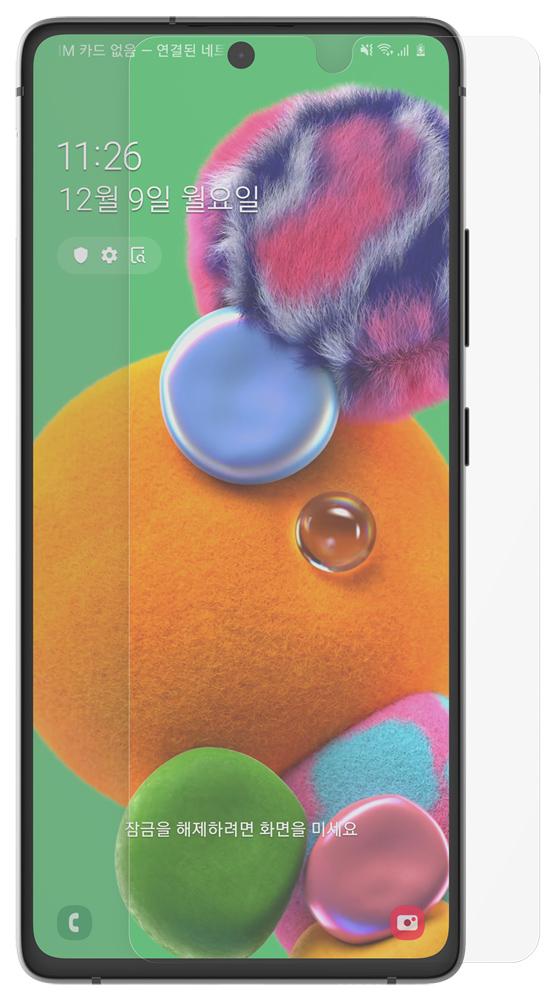 Пленка защитная WITS Samsung Galaxy S10 Lite прозрачная пленка