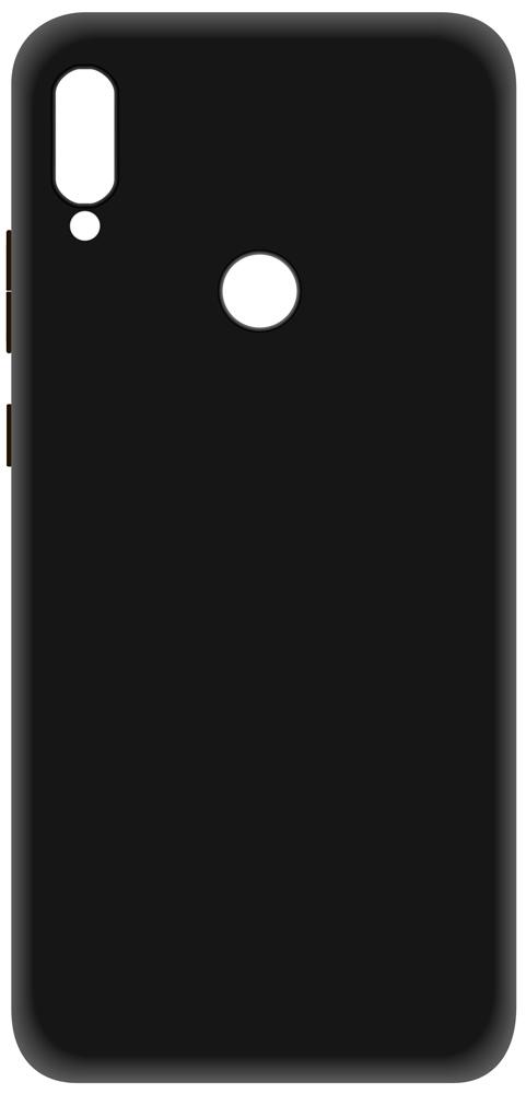 Клип-кейс LuxCase Honor 8A пластик Black