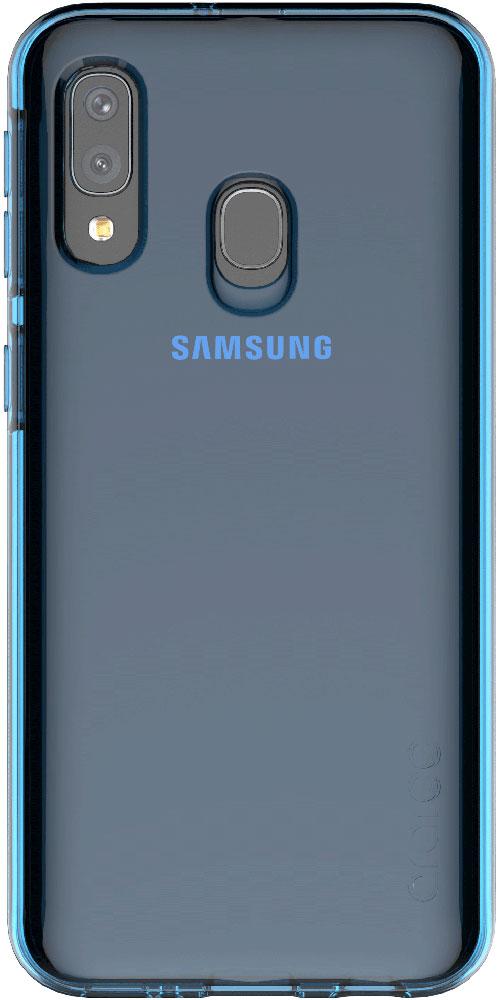 Клип-кейс Araree Galaxy A40 GP-FPA405KDA Blue чехол araree gp fpa405kda для samsung galaxy a40 прозрачный