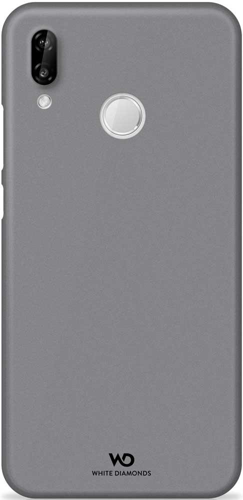 Клип-кейс White Diamonds Huawei P20 Lite тонкий пластик Grey клип кейс deppa huawei y5 lite tpu прозрачный