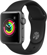 Часы Apple Watch Series 3 38 мм (MQKV2RU/A)