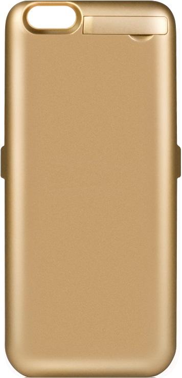 Чехол-аккумулятор DF iBattery-14 для Iphone 6/6S/7 Gold