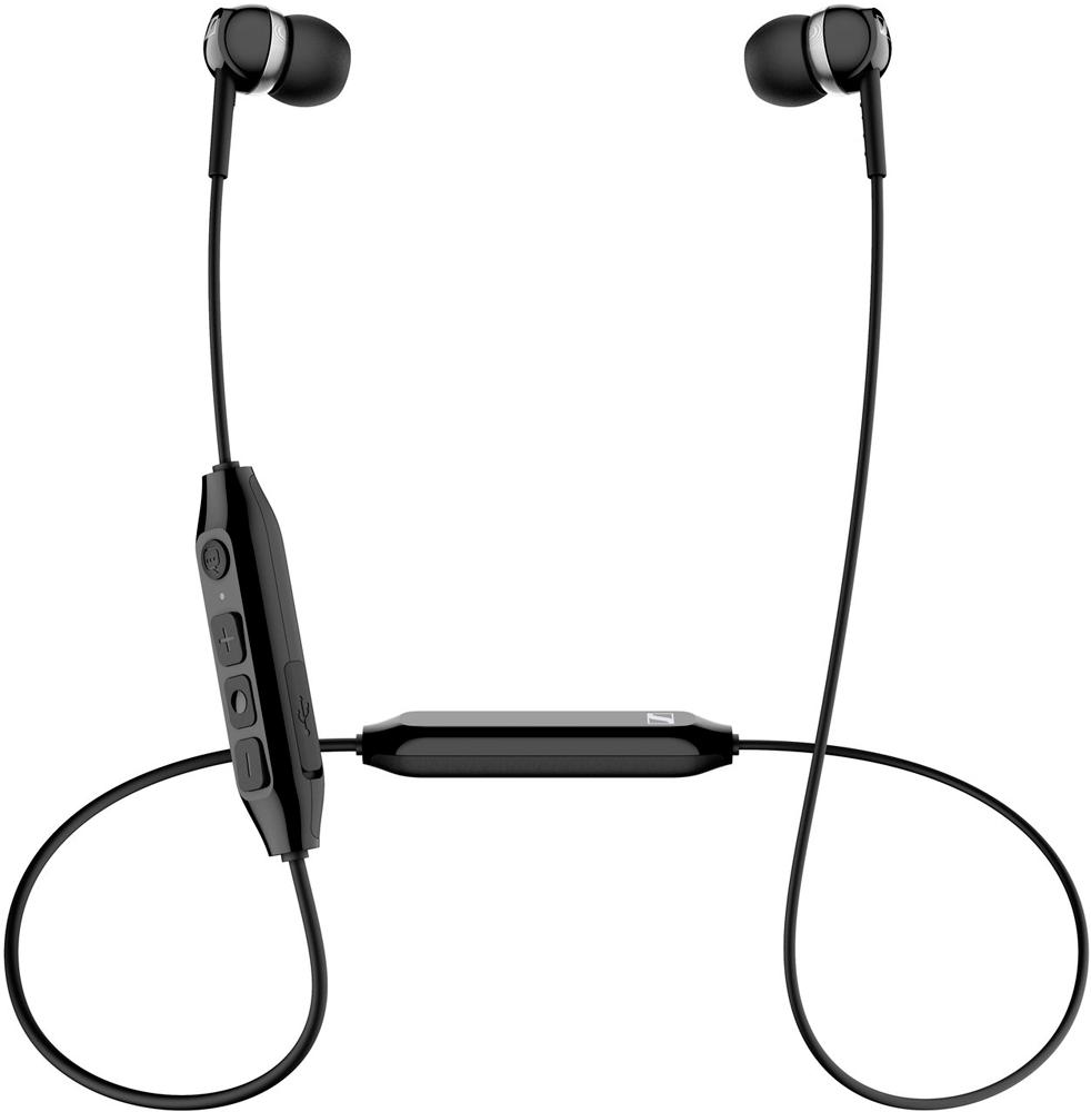 Беспроводные наушники с микрофоном Sennheiser
