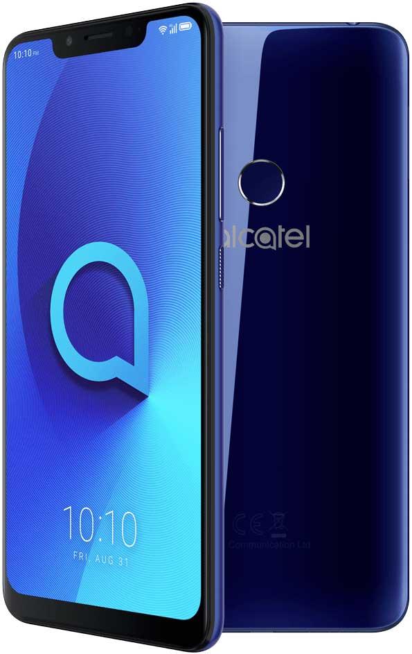 Смартфон Alcatel 5V 5060D 32Gb Blue цена и фото