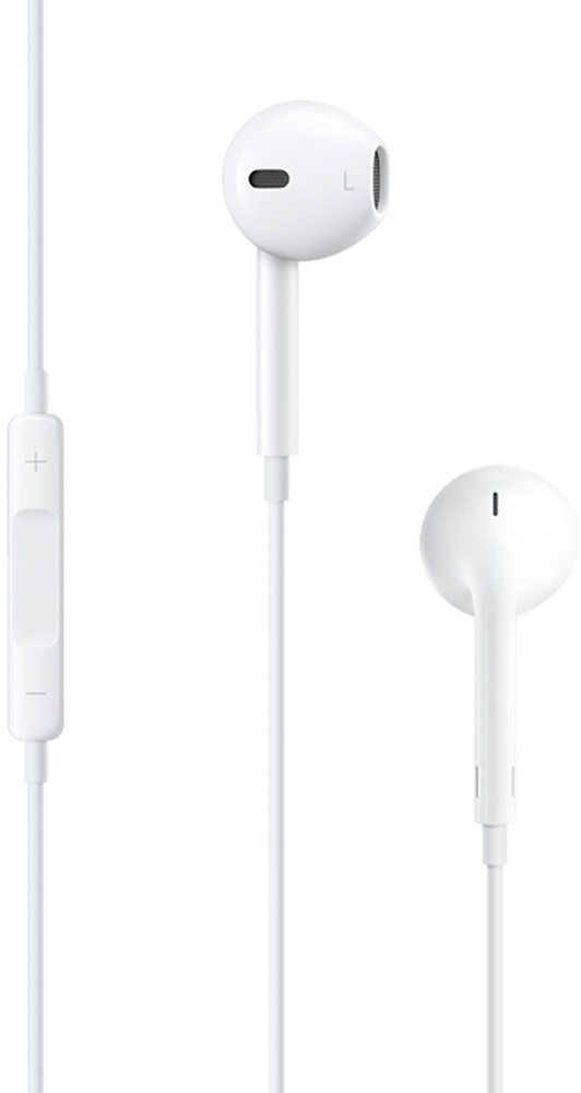 Гарнитура Apple EarPods with Remote and Mic White (MNHF2ZM/A)