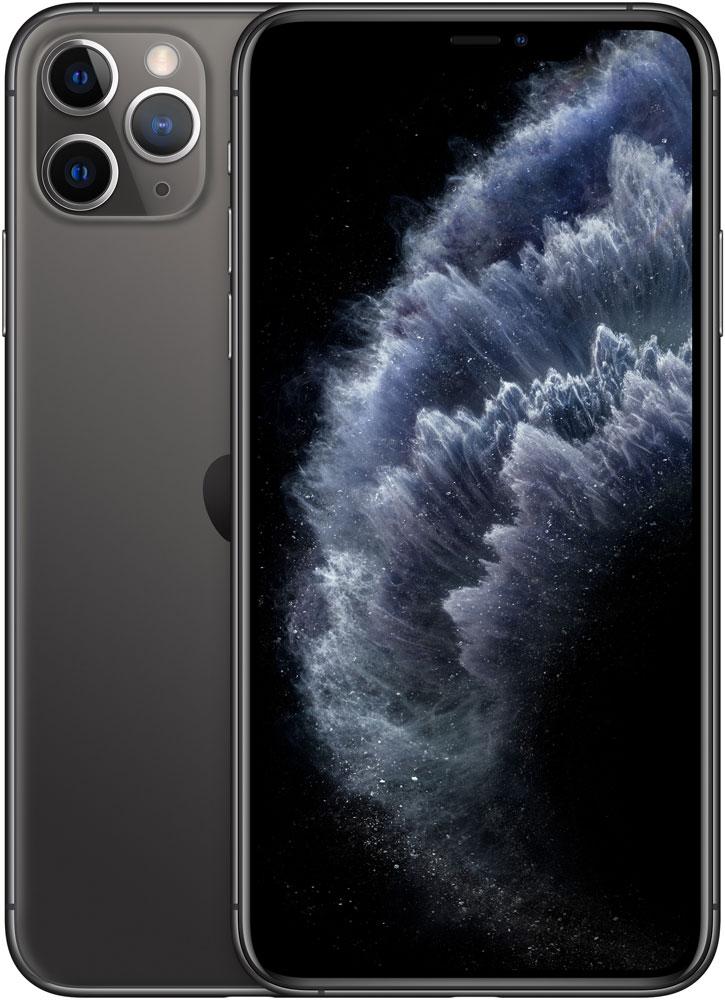 Смартфон Apple iPhone 11 Pro Max 64Gb Серый космос фото