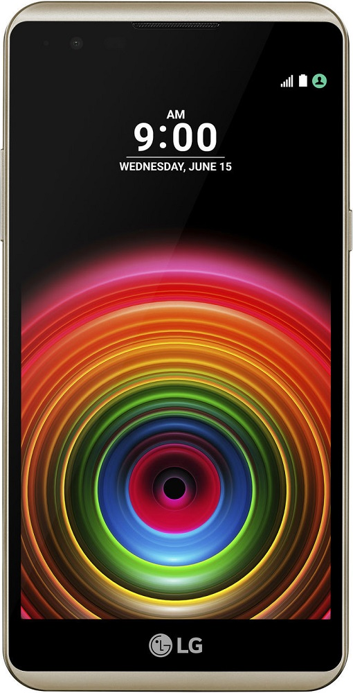 Смартфон LG X Power K220 LTE Dual Sim Gold
