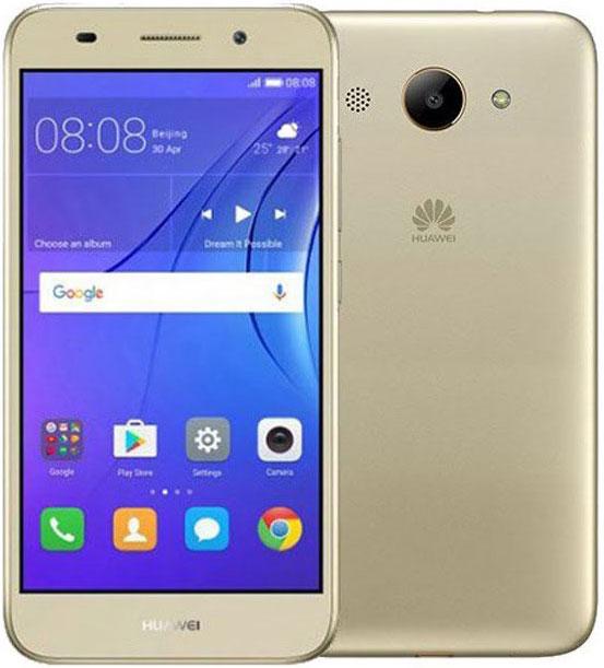 Купить Смартфон Huawei Y3 2017 Gold в России