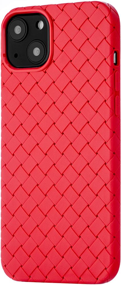 Клип-кейс uBear iPhone 13 Twist Case Red фото 2