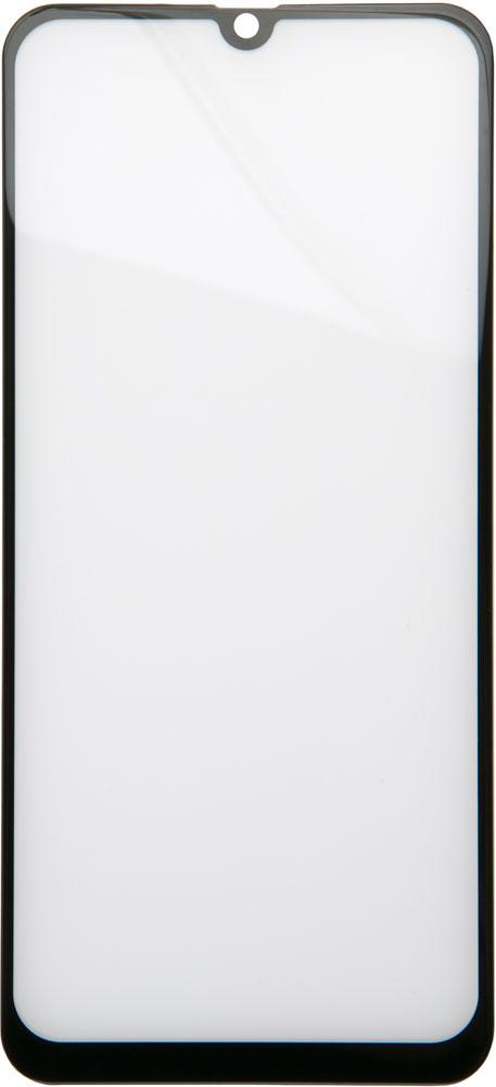 Стекло защитное RedLine Samsung Galaxy A50 3D Full Glue черная рамка фото