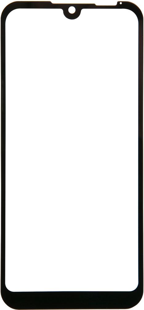 Стекло защитное RedLine Honor 8S Full Screen Full Glue черная рамка фото