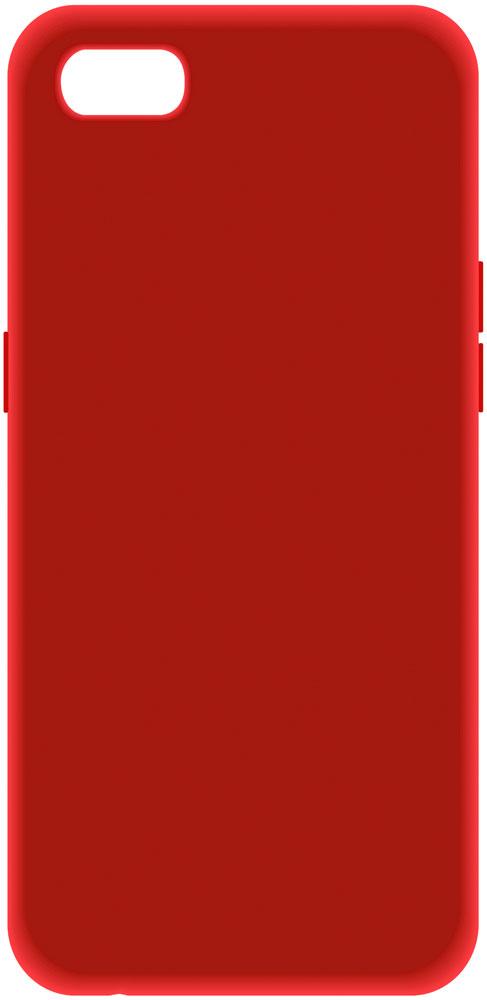 Клип-кейс LuxCase Oppo A1k силикон Red