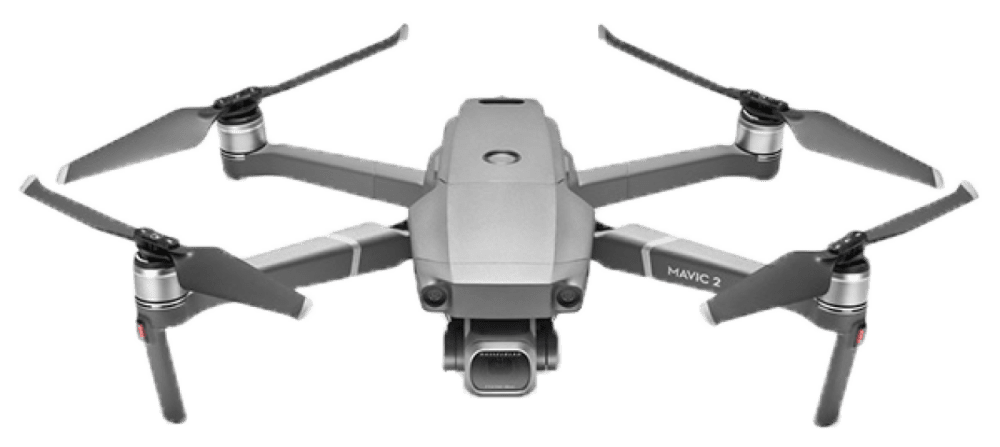 Квадрокоптер DJI Mavic 2 Pro Grey квадрокоптер dji mavic air arctic white