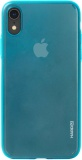 фото Клип-кейс Hardiz Apple iPhone XR тонкий пластик Blue