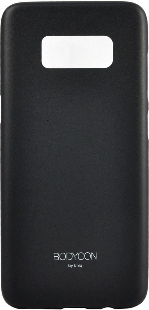 Клип-кейс Uniq Samsung Galaxy S8 тонкий пластик Black клип кейс uniq bodycon для samsung galaxy a7 2016 прозрачный
