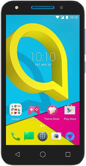 Смартфон Alcatel One Touch 4047D U5 Blue цена